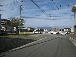 北側に「富士山...