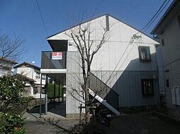 ソレイユ西片江[1階]の外観