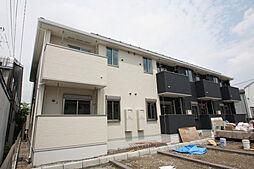 愛知県名古屋市守山区菱池町の賃貸アパートの外観