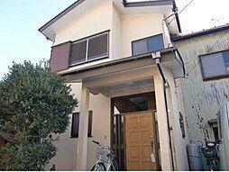 [一戸建] 神奈川県茅ヶ崎市富士見町 の賃貸【/】の外観