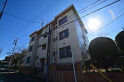 富士見台コープ[3階]の外観