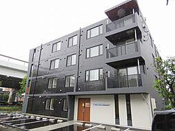 北海道札幌市東区北三十四条東6丁目の賃貸マンションの外観