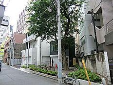 周辺環境:三崎町児童遊園
