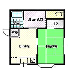 新井駅 3.2万円