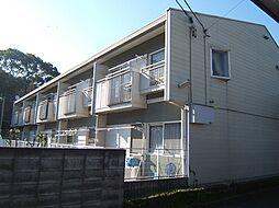 京都府京都市伏見区日野西大道町の賃貸アパートの外観