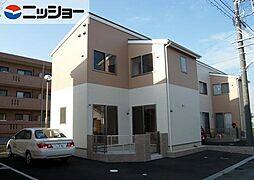 [一戸建] 三重県四日市市ときわ3丁目 の賃貸【/】の外観