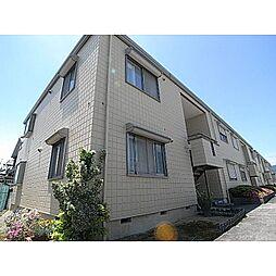 奈良県葛城市疋田の賃貸マンションの外観