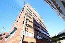 愛知県名古屋市昭和区鶴舞2丁目の賃貸マンションの外観