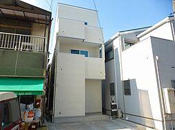 [一戸建] 大阪府八尾市久宝園1丁目 の賃貸【/】の外観