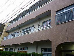 福田マンション[3階]の外観