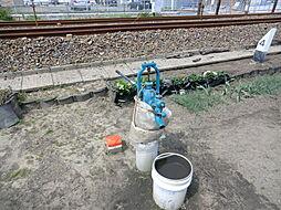 水道設備(井戸...