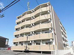 滋賀県湖南市水戸町の賃貸マンションの外観