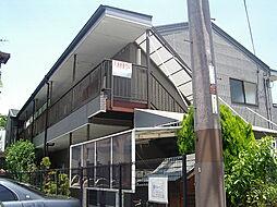 兵庫県尼崎市久々知1丁目の賃貸マンションの外観