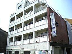 中岡第一マンション[3階]の外観