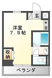 マインド3[2階]の間取り