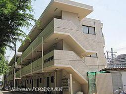 オネスティ大久保 壱番館[2階]の外観
