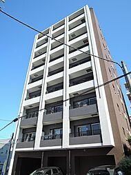 プラシード新町[5階]の外観