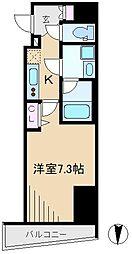 メイクスデザイン王子神谷[6階]の間取り