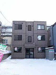 北海道札幌市東区北二十二条東3丁目の賃貸マンションの外観