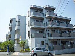 北海道札幌市北区北三十三条西9丁目の賃貸マンションの外観