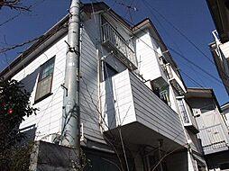 クレスト東菅野[301号室]の外観
