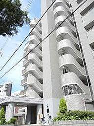 大阪府大阪市旭区清水1丁目の賃貸マンションの外観