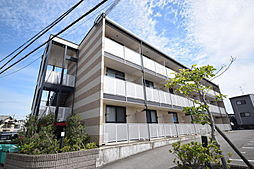 大阪府富田林市川向町の賃貸マンションの外観