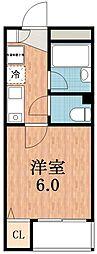 メゾンドマルコ[2階]の間取り