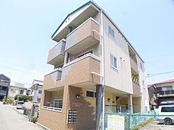 兵庫県神戸市東灘区住吉南町1丁目の賃貸マンションの外観