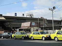 JR阪和線鳳駅...