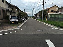 南側道路(接道...