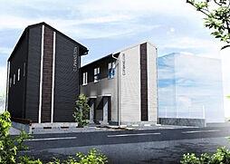 愛知県名古屋市南区豊田の賃貸アパートの外観