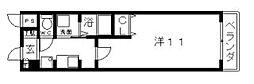 ローレルコート[3階]の間取り