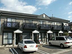 [テラスハウス] 滋賀県湖南市石部中央4丁目 の賃貸【/】の外観