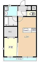 仮)湊新築マンション[102号室]の間取り