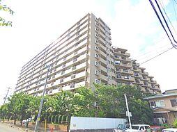 ローヤルシティ川口西[8階]の外観