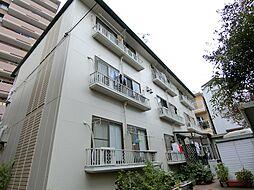 兵庫県神戸市東灘区住吉宮町7丁目の賃貸アパートの外観