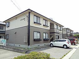 メゾン矢崎前C棟[1階]の外観