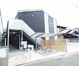 近鉄京都線 上鳥羽口駅 徒歩13分の賃貸アパート