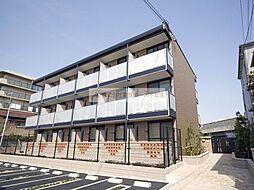 レオパレス浜寺ドット輝[2階]の外観