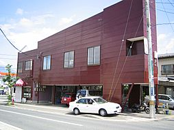 サンハイツ厨川[202号室]の外観