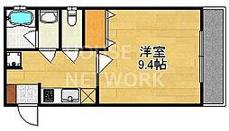 (仮称)福嶋様マンション[201号室号室]の間取り