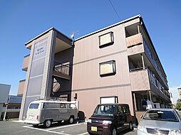 滋賀県守山市勝部6丁目の賃貸マンションの外観