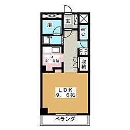 ベターアール05[1階]の間取り