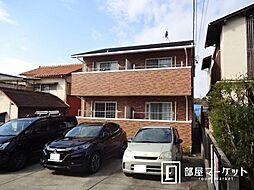 名鉄豊田線 黒笹駅 4.8kmの賃貸アパート