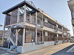 千葉県東金市田間1丁目の賃貸マンションの外観