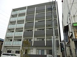 兵庫県尼崎市水堂町4丁目の賃貸マンションの外観
