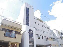 大阪府大阪市天王寺区真田山町の賃貸マンションの外観