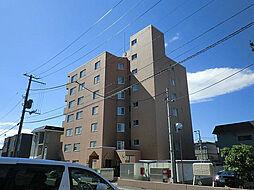北海道札幌市東区北三十三条東17丁目の賃貸マンションの外観