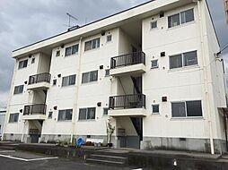 鎌田マンション[1階]の外観